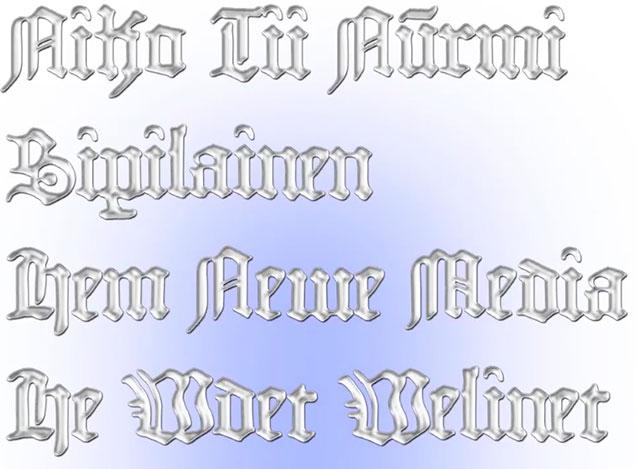 Niko Tii Nurmi Sipiläinen – He Wdet Welinet / Hem Newe Media