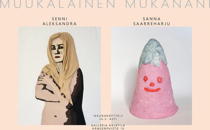 Senni Aleksandra & Sanna Saarreharju – Muukalainen mukanani